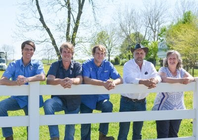 The De Jong Family has run Working Cows Dairy since 1985.