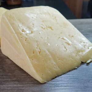 Aged Farmstead Cheese one pound wedge