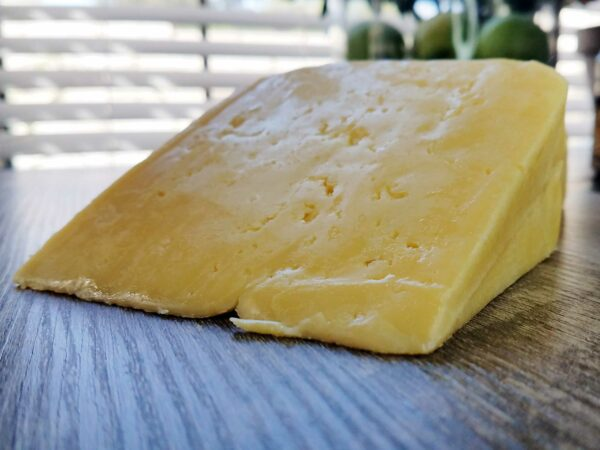 Farmstead Cheese one pound wedge