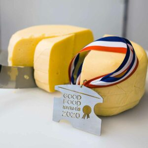 Working Cows Dairy Farmstead Cheese Winner of the 2020 Good Food Awards