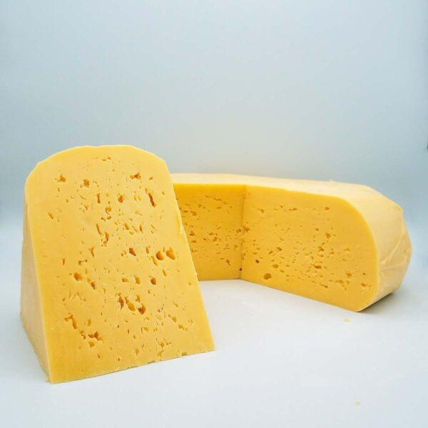 Grass fed organic gouda cheese