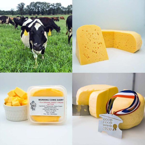 Grass-fed organic pasture raised dairy for Keto Paleo Vitamin K2