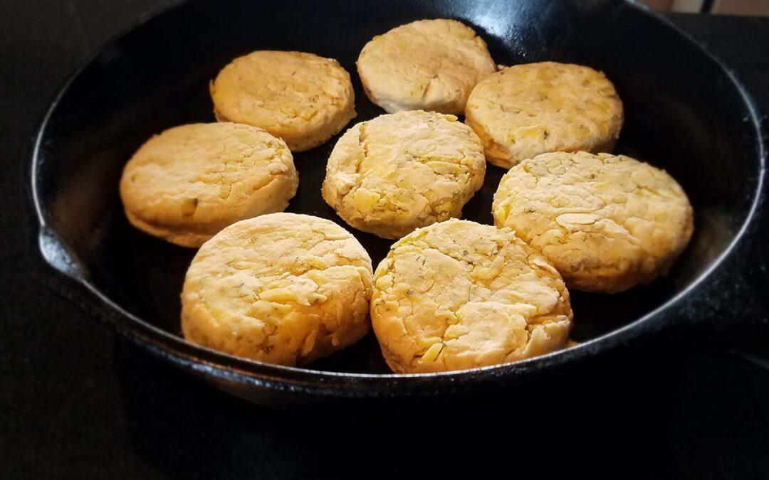 Recipe: Wiregrass Tsiis Biscuits