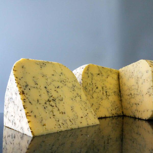 Wiregrass Tsiis Farmstead Cheese with Herbs