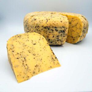 Griene Tsiis Celery Farmstead Cheese