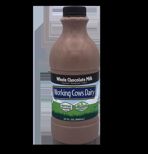 Working Cows Dairy Grassfed Organic Chocolate Milk